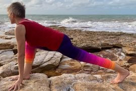 yoga for beginners lunge